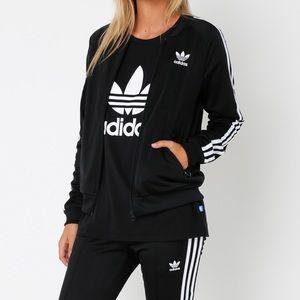 ADIDAS women's track jacket